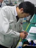 生産技術グループ 上田グループリーダー
