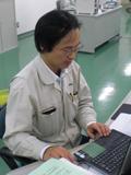 新規商品開発グループ 吉村グループリーダー